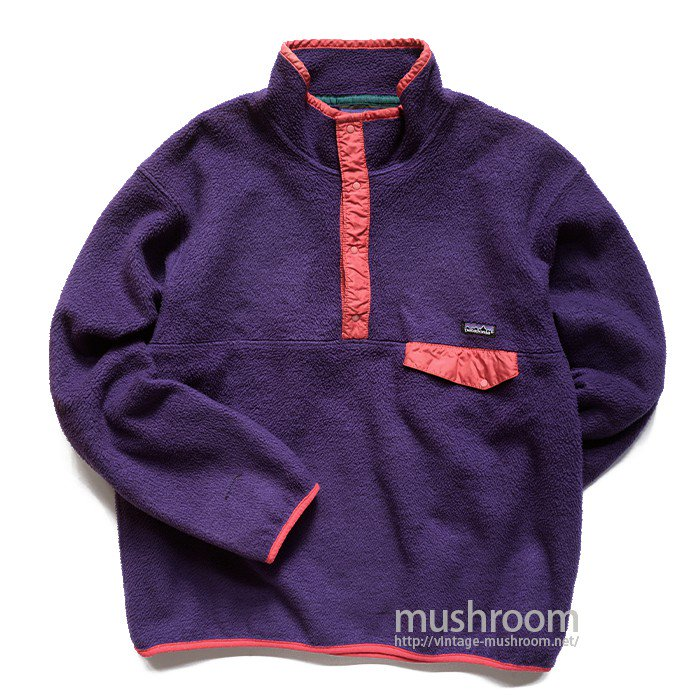 PATAGONIA SNAP-T FLEECE JACKET