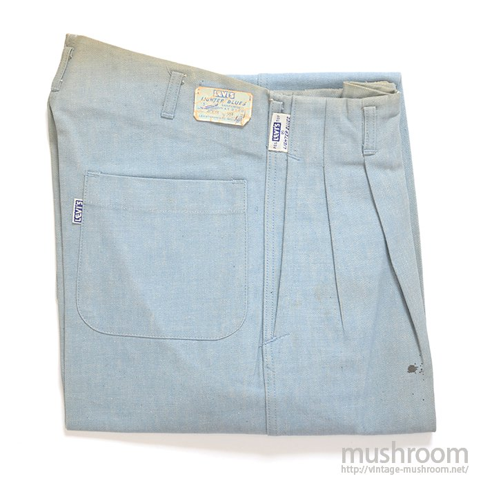 LEVI'S LIGHTER BLUES DEMIM TROUSER( W29L29/DEADSTOCK )