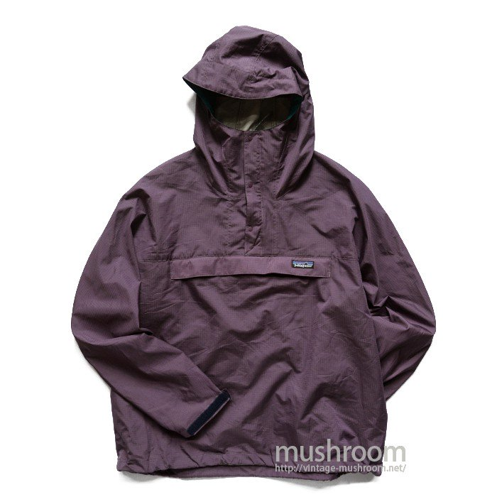 PATAGONIA PULLOVER NYLON JACKET( L/MINT )