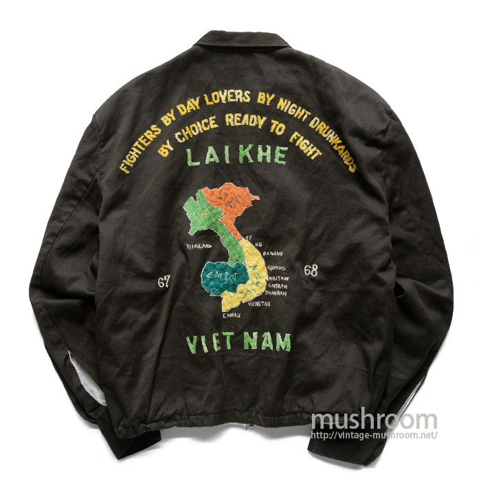 VIET-NAM TOUR JACKET( 67-68's )
