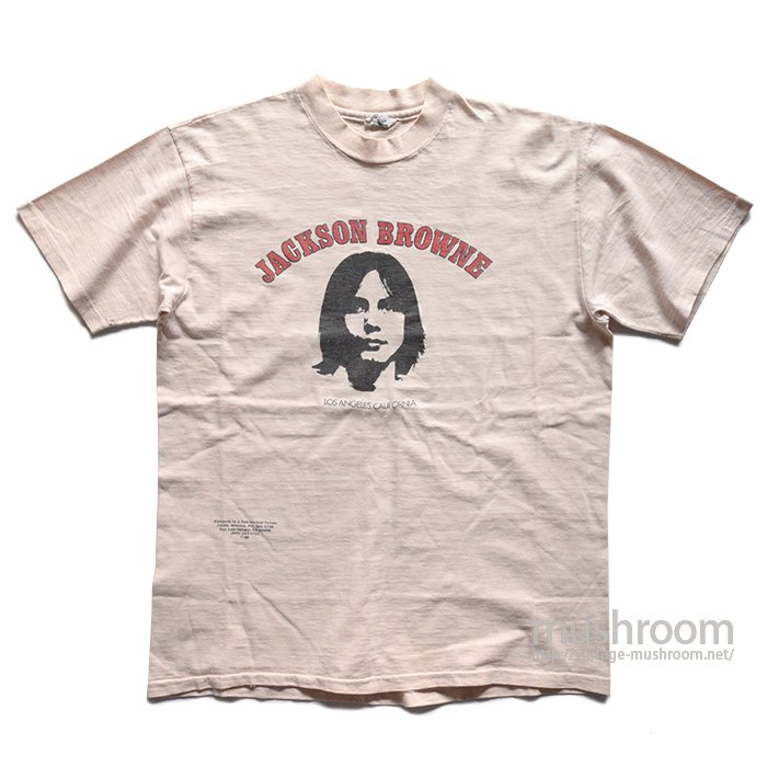 JACKSON BROWN T-SHIRT