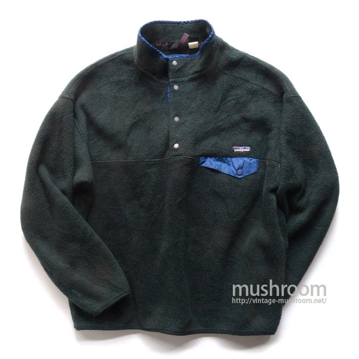 PATAGONIA SNAP-T FLEECE JACKET( SNOWLESS TAG )