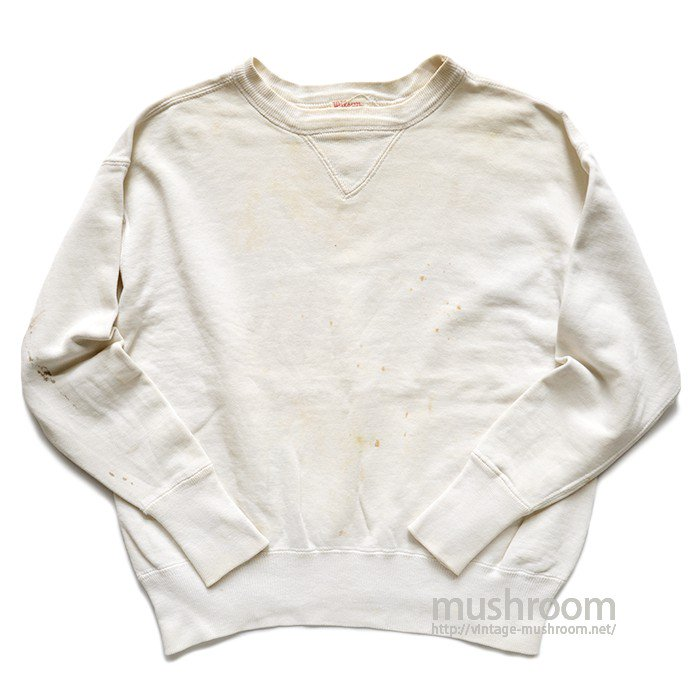 WILSON DOUBLE V SWEAT SHIRT