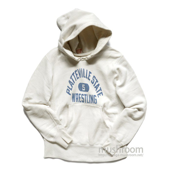 CHAMPION COLLEGE AFTER HOODY REVERSE WEAVE
