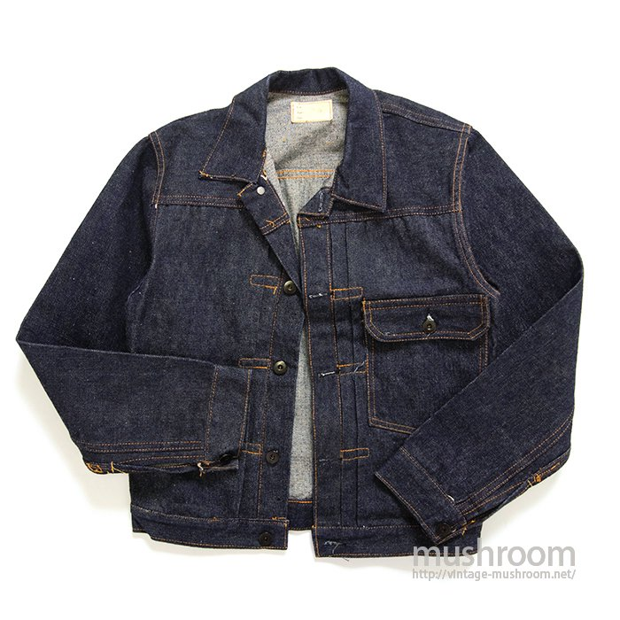 WW2 LEVI'S S506XX PROTO TYPE DENIM JACKET( DEADSTOCK )