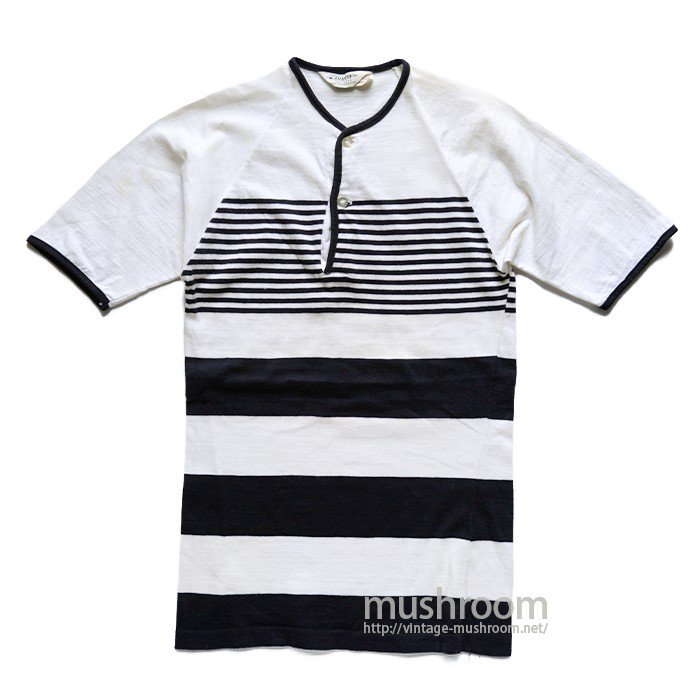 ARROW UNUSUAL STRIPE T-SHIRT