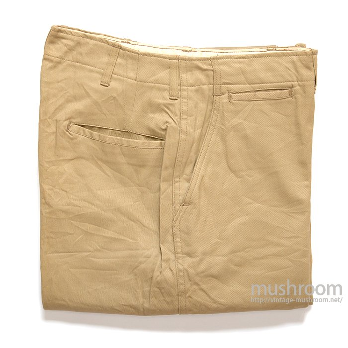 U.S.ARMY CHINO TROUSER( W34L31/DEADSTOCK )