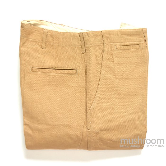 U.S.ARMY CHINO TROUSER( W33L33/DEADSTOCK )