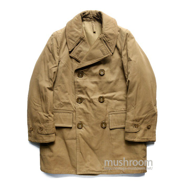 WW2 U.S.ARMY JEEP COAT( MADE BY U.K )