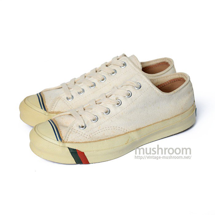 OLD KEDS ATHLETIC CANVAS SHOES( 7/DEADSTOCK )