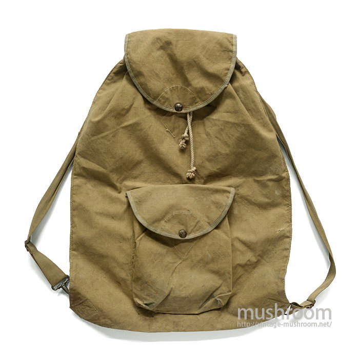 ABERCROMBIE&FITCH CANVAS RUCKSACK