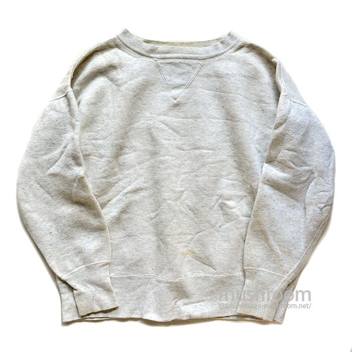 OLD SINGLE-V SWEAT SHIRT( MINT )