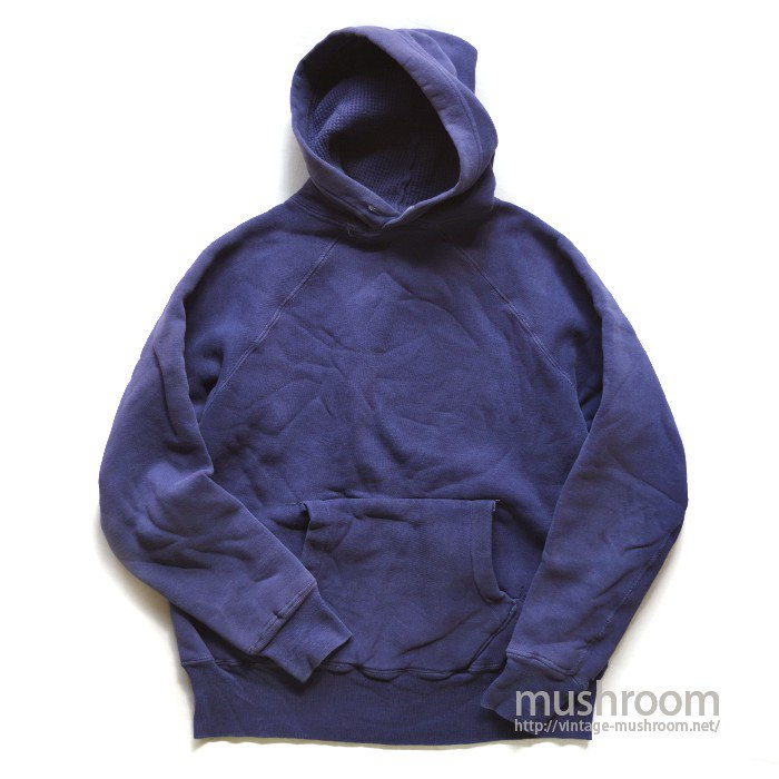 SEARS BLANK SWEAT HOODY WITH THERMAL