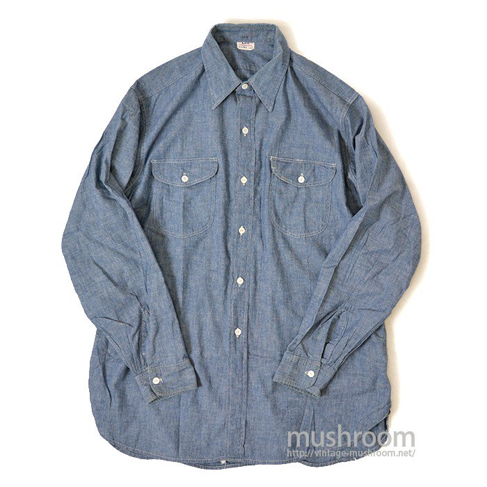 Lee CHAMBRAY WORK SHIRT
