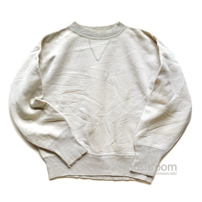 OLD SINGLE-V TWO TONE SWEAT SHIRT