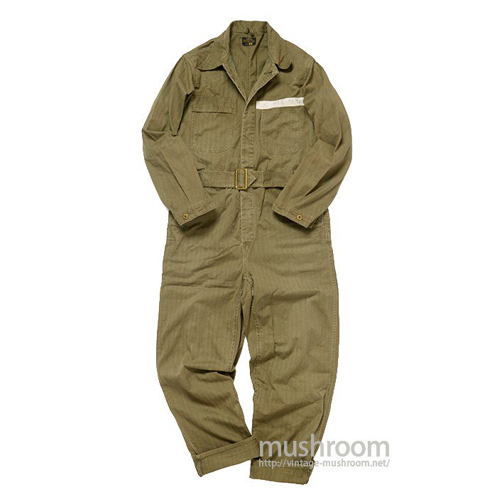 ARMY AIR FORCE TYPE B-1 HBT SUITS