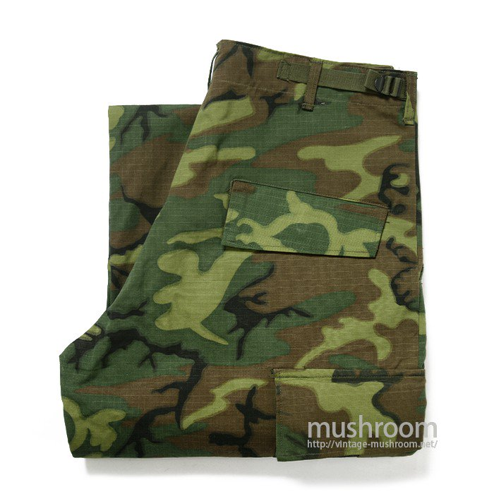VIET-NAM WAR ERDL CAMO TROPICAL TROUSER