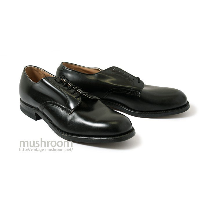 U.S.MILITARY OXFORD LEATHER SHOE( 9 1/2R/DEADSTOCK )