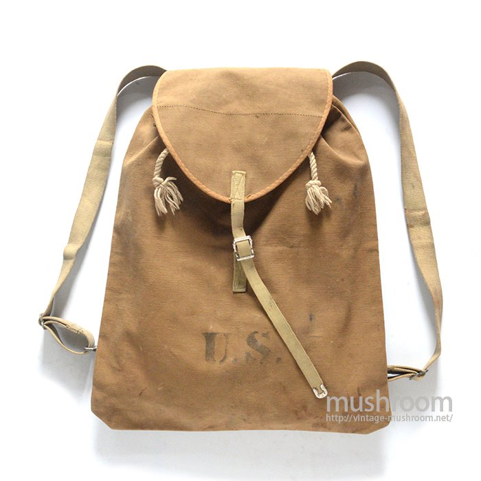 WW1 U.S.ARMY CANVAS RUCKSACK( MINT )