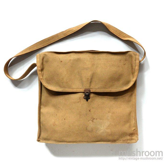 OLD CANVAS SHOULDER BAG