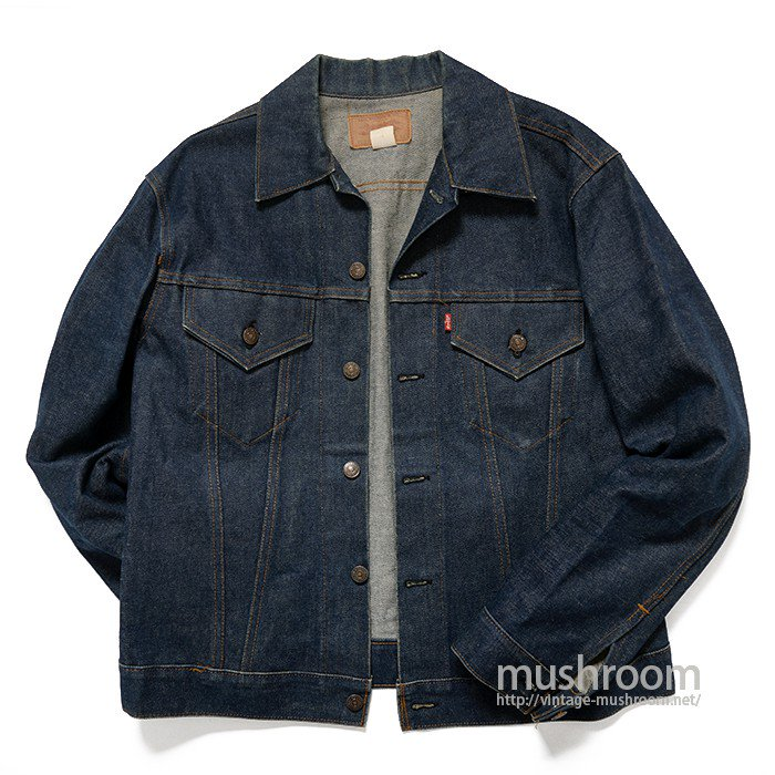 LEVI'S 70505-0217 DENIM JACKET( 42/MINT )