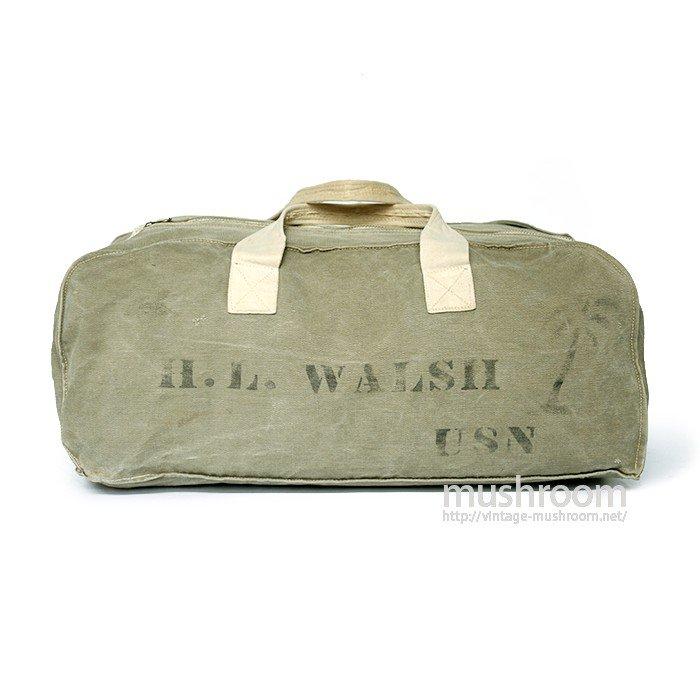 U.S.NAVY AVIATOR'S KIT BAG( HOOKLESS TALON ZIPPER )