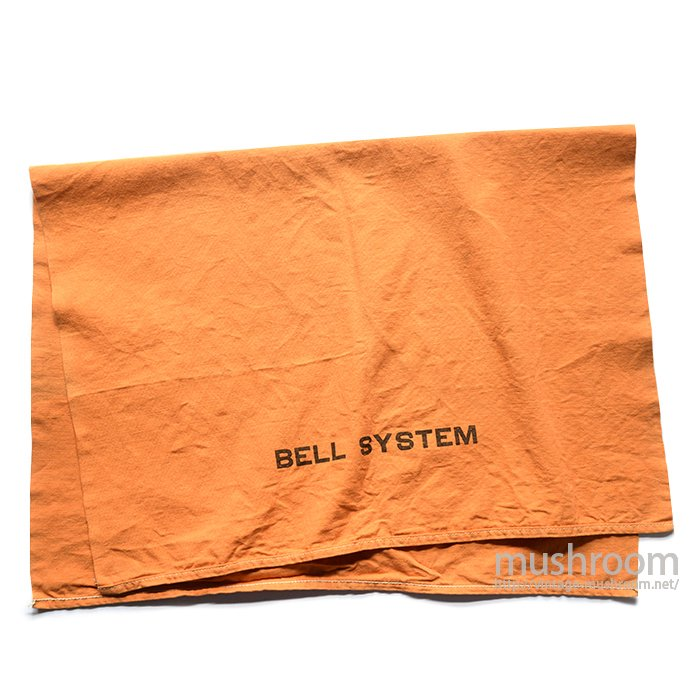 BELL SYSTEM CANVAS BANNER SIGN