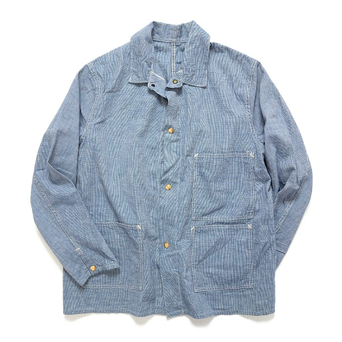 CARTER'S PIN-CHECK COVERALL( MINT )