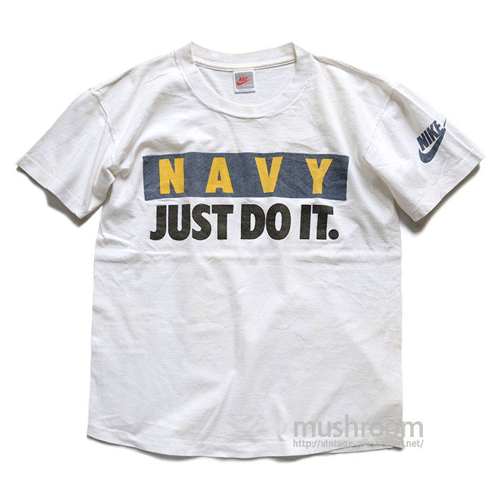 U.S.NAVY ATHLETIC T-SHIRT( MADE BY NIKE )