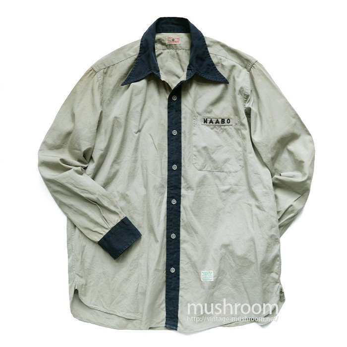 PELTON UNIFORM TWO TONE WORK SHIRT
