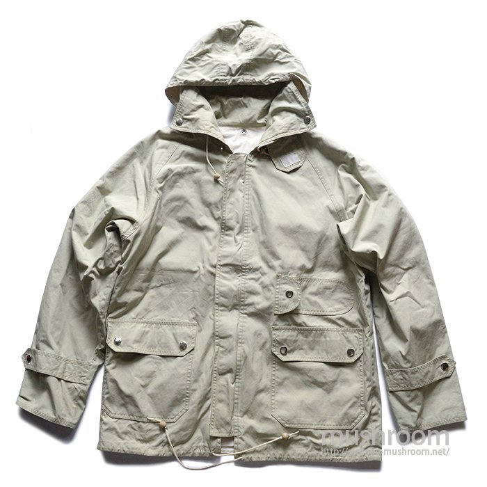 SURVIVALON SAILING COTTON PARKA