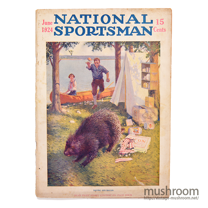NATIONAL SPORTSMAN OUTDOOR'S CATALOG