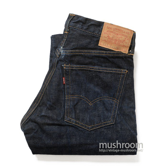 LEVI'S 505-551ZXX BIGE JEANS( W32/L30/ONE-WASHED )