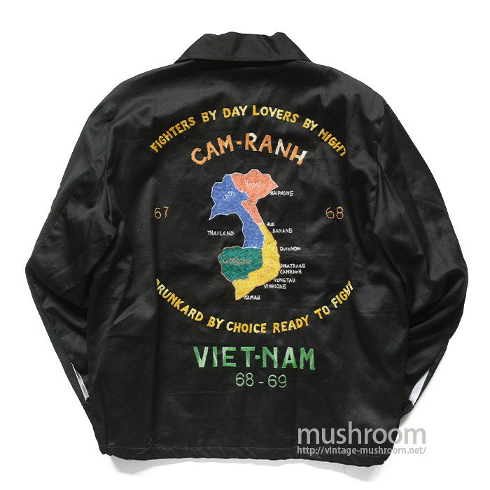 68's-69's VIET-NAM TOUR JACKET( DEADSTOCK )
