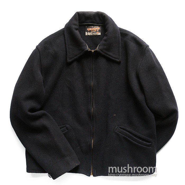 TEST PLAIN WOOL SPORTS JACKET