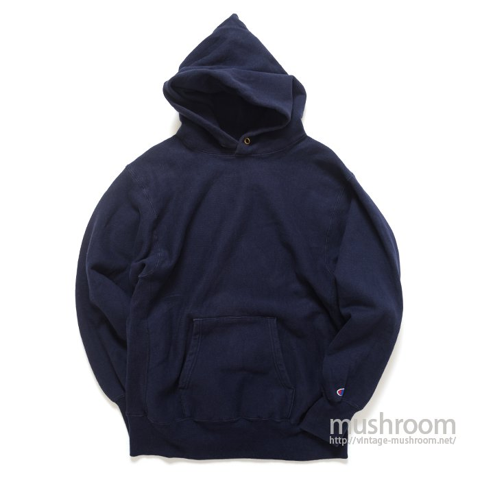 CHAMPION PLAIN REVERSE WEAVE HOODY( XL/MINT )