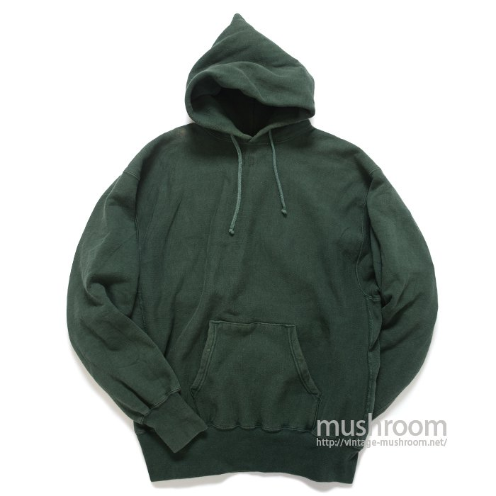 CHAMPION PLAIN REVERSE WEAVE HOODY( XL/ONE-COLOR TAG )