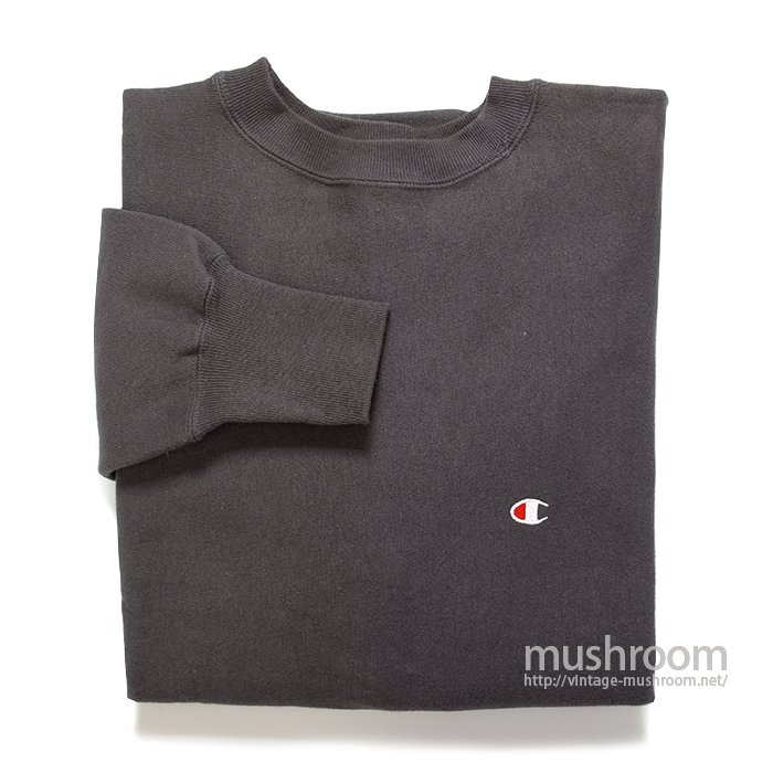 CHAMPION PLAIN REVERSE WEAVE( L/MINT )