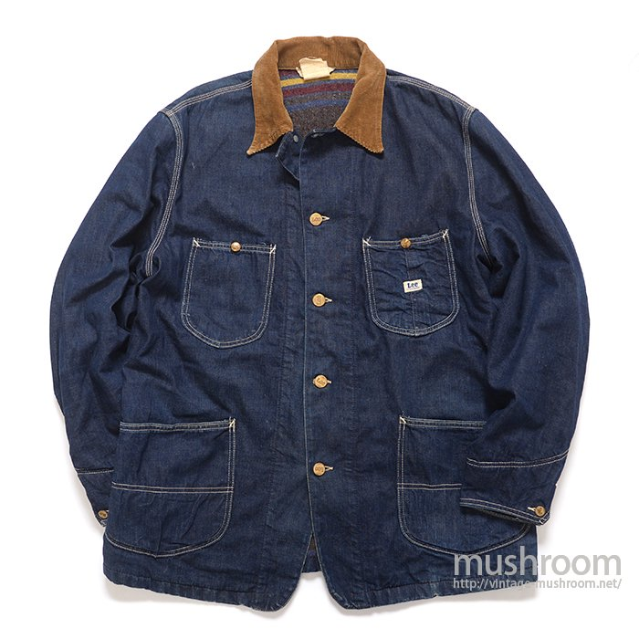 Lee 81-J DENIM COVERALL