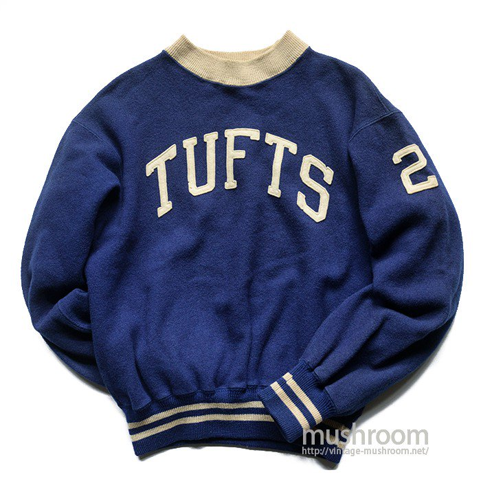 WILSON TWO TONE WOOL SWEAT SHIRT