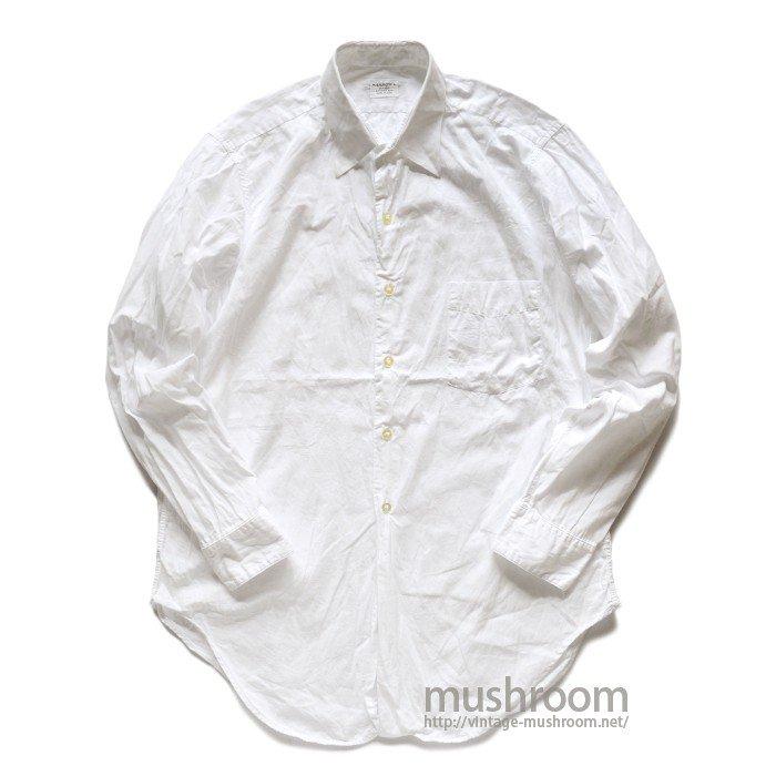 ARROW WHITE COTTON SHIRT( 15/MINT )