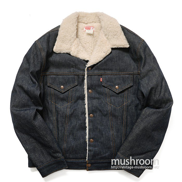 LEVI'S 70605-0217 DENIM BOA JACKET( 44/DEADSTOCK )