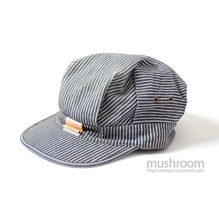 PAY DAY HICKORY STRIPE WORK CAP