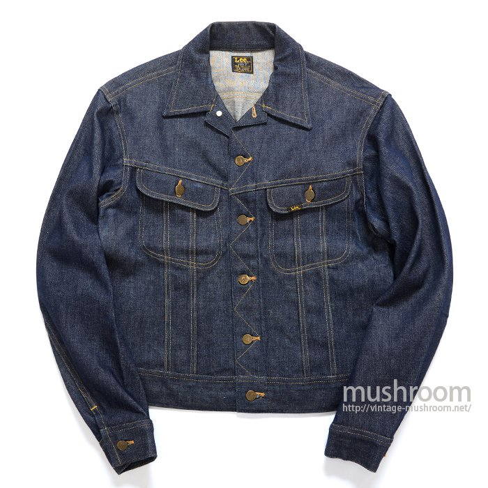 Lee 101-J DENIM JACKET( 40R/DEADSTOCK )