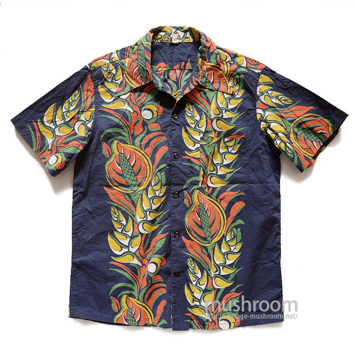 CATALINA COTTON HAWAIIAN SHIRT