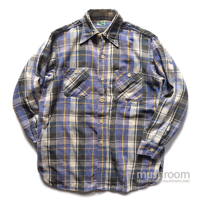 PILGRIM PLAID FLANNEL SHIRT