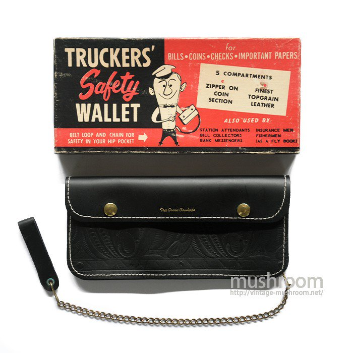 TRUCKER'S SAFTY WALLET( DEADSTOCK )