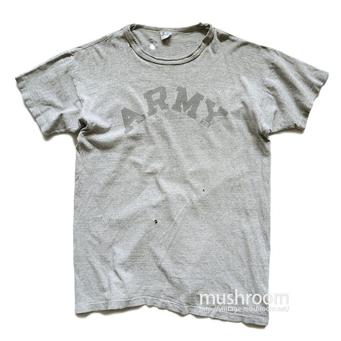 CHAMPION ARMY T-SHIRT