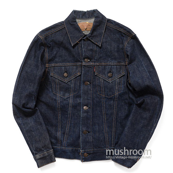 LEVI'S 70505E DENIM JACKET( 38/MAYBE..NON-WASHED )