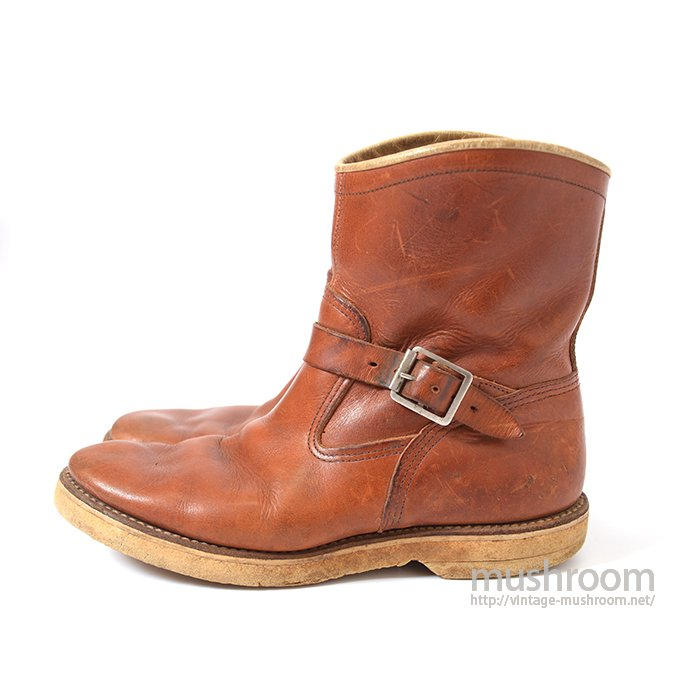 SHORT LENGTH TWO-TONE PECOS BOOTS